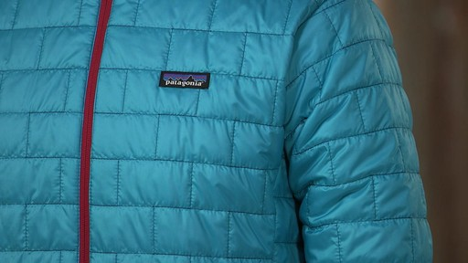 Patagonia Mens Nano Puff Jacket - on eBags.com - image 5 from the video