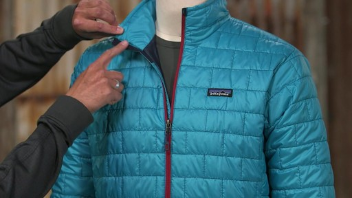 Patagonia Mens Nano Puff Jacket - on eBags.com - image 7 from the video