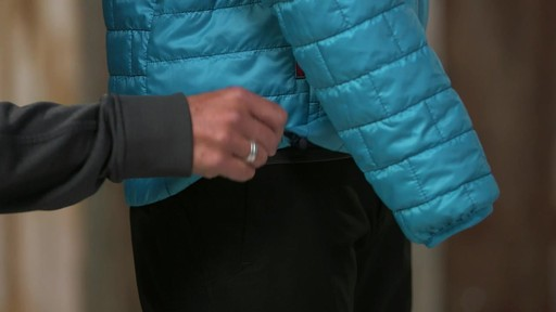Patagonia Mens Nano Puff Jacket - on eBags.com - image 9 from the video