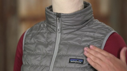 Patagonia Womens Nano Puff Vest - on eBags.com - image 2 from the video