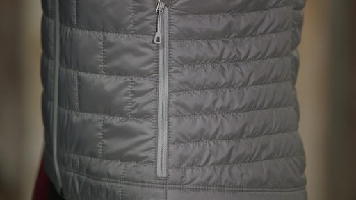 Patagonia Womens Nano Puff Vest - on eBags.com - image 7 from the video