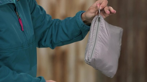 Patagonia Womens Nano Puff Vest - on eBags.com - image 9 from the video