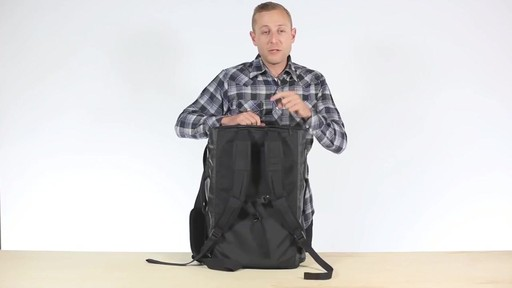 Timbuk2 Wingman Travel Backpack - eBags.com - image 7 from the video
