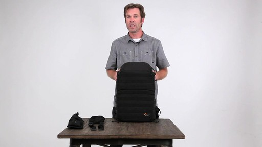 Lowepro ProTactic BP 250 AW Camera Bag - image 1 from the video