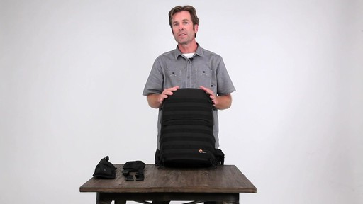 Lowepro ProTactic BP 250 AW Camera Bag - image 2 from the video