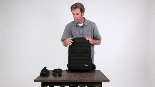 Lowepro ProTactic BP 250 AW Camera Bag - image 3 from the video