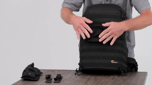 Lowepro ProTactic BP 250 AW Camera Bag - image 4 from the video