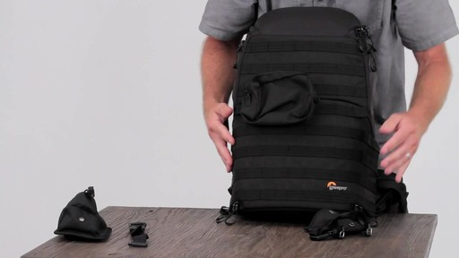 Lowepro ProTactic BP 250 AW Camera Bag - image 5 from the video
