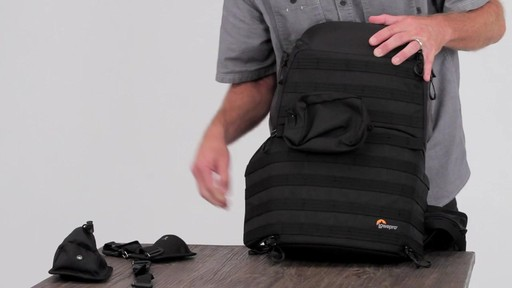 Lowepro ProTactic BP 250 AW Camera Bag - image 6 from the video