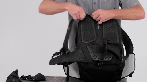 Lowepro ProTactic BP 250 AW Camera Bag - image 7 from the video