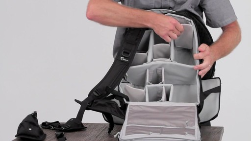 Lowepro ProTactic BP 250 AW Camera Bag - image 8 from the video