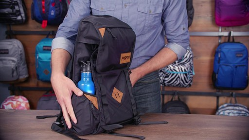 Jansport Iron Sight Laptop Backpack Ebags Com 187 Ebags Video