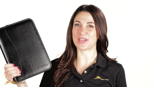 rooCASE iPad Air: Executive Leather Case - image 10 from the video