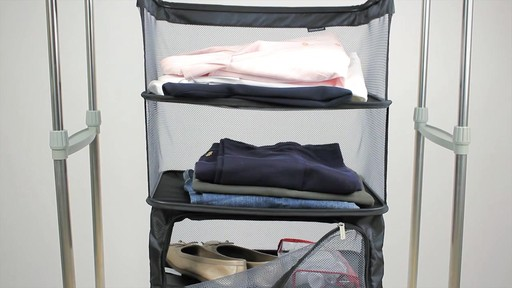 Travelon Packable Shelves Rundown - image 5 from the video