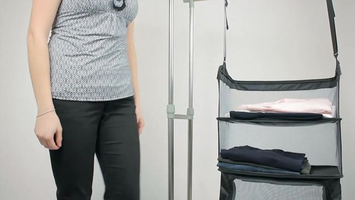 Travelon Packable Shelves Rundown - image 9 from the video