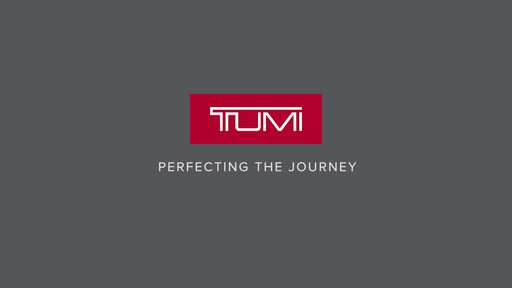 Tumi Harrison Forest Leather Utility Bag - image 10 from the video