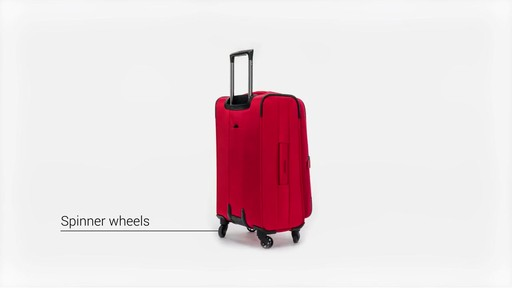 Delsey Helium Sky 2.0 Luggage - on eBags.com - image 3 from the video