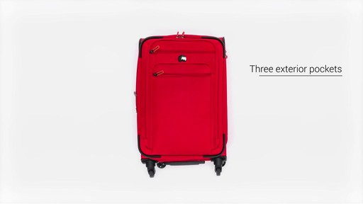 Delsey Helium Sky 2.0 Luggage - on eBags.com - image 4 from the video