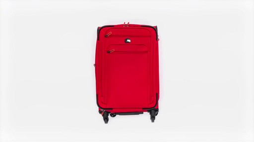 Delsey Helium Sky 2.0 Luggage - on eBags.com - image 8 from the video