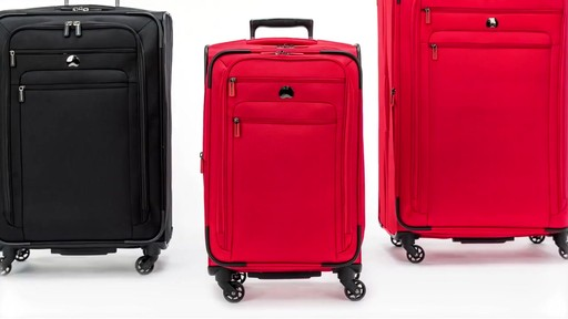 Delsey Helium Sky 2.0 Luggage - on eBags.com - image 9 from the video