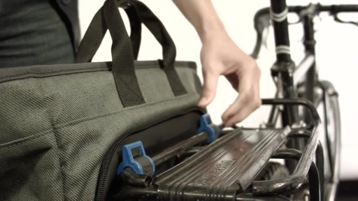 Noe Commuter Pannier Tote Backpack - eBags.com - image 10 from the video