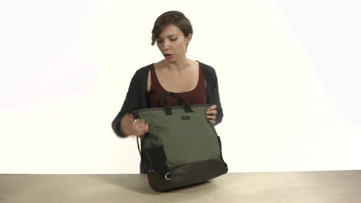 Noe Commuter Pannier Tote Backpack - eBags.com - image 2 from the video