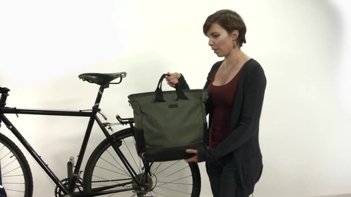 Noe Commuter Pannier Tote Backpack - eBags.com - image 9 from the video