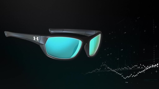 Under Armour Big Shot and Launch Sunglasses - image 7 from the video