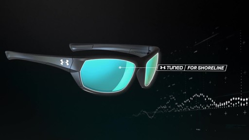 Under Armour Big Shot and Launch Sunglasses - image 8 from the video