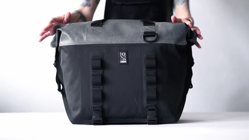 Chrome Industries Urban Ex Rolltop Tote 40L - image 1 from the video