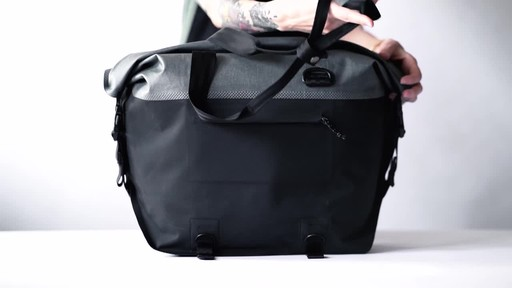 Chrome Industries Urban Ex Rolltop Tote 40L - image 2 from the video