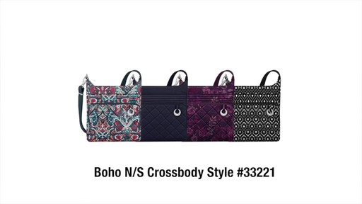 Travelon Anti-Theft Boho North/South Crossbody - image 10 from the video
