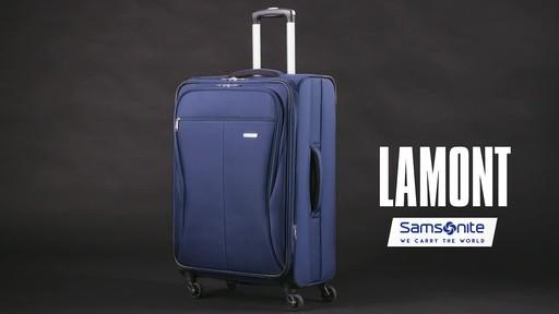 Samsonite Lamont 21