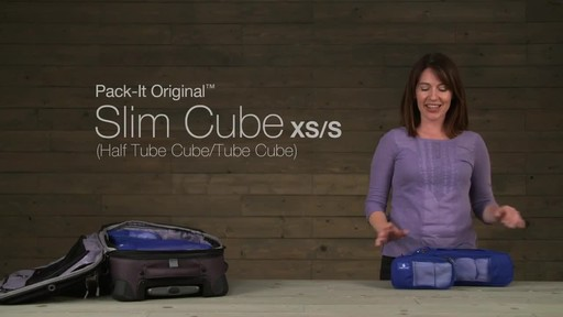 Eagle Creek Pack-It Half Tube Cube - image 1 from the video