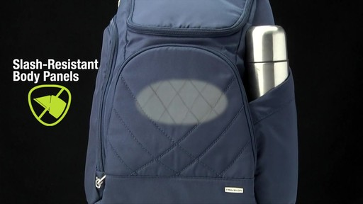 Travelon Anti-Theft Classic Backpack - eBags.com - image 3 from the video