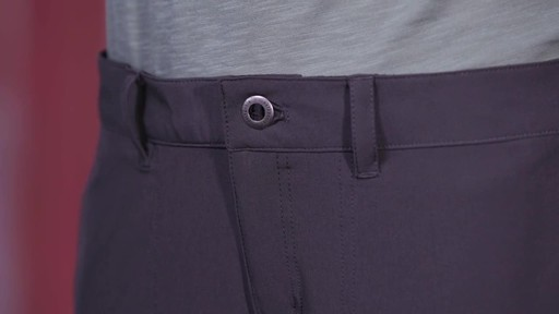 Patagonia Womens Happy Hike Pants - image 6 from the video