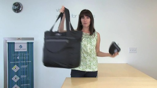 Eagle Creek Packable Tote - image 2 from the video