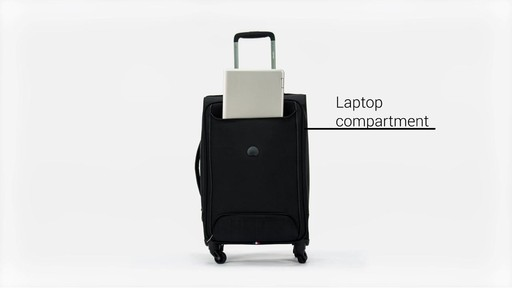 Delsey Chatillon Carry-on Luggage - on eBags.com - image 3 from the video