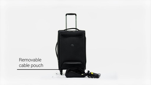 Delsey Chatillon Carry-on Luggage - on eBags.com - image 5 from the video