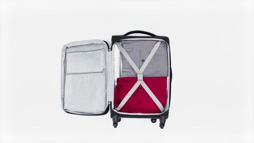 Delsey Chatillon Carry-on Luggage - on eBags.com - image 8 from the video