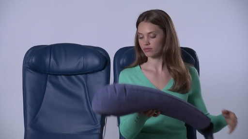 Travelrest Ultimate Travel Pillow - image 2 from the video