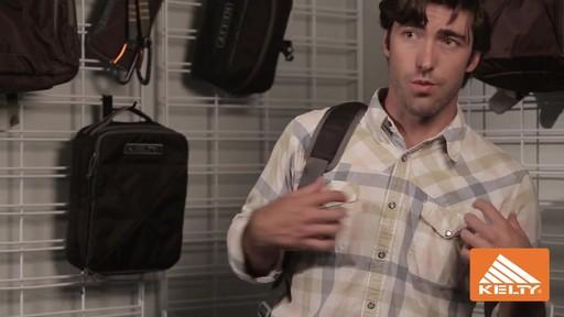 Kelty Bremen Duffel Bag Medium - image 10 from the video