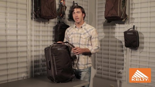 Kelty Bremen Duffel Bag Medium - image 3 from the video