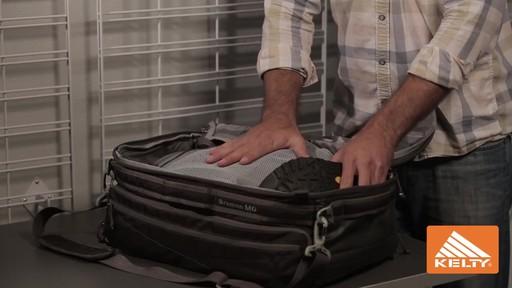 Kelty Bremen Duffel Bag Medium - image 4 from the video