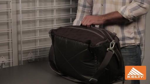 Kelty Bremen Duffel Bag Medium - image 7 from the video