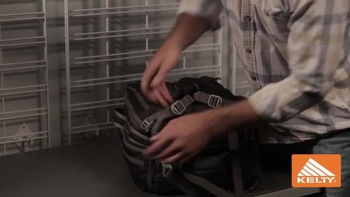 Kelty Bremen Duffel Bag Medium - image 8 from the video
