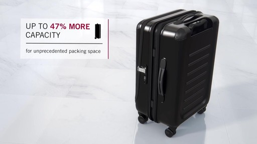 Victorinox Spectra 2.0 Carry-On Luggage - on eBags.com - image 2 from the video