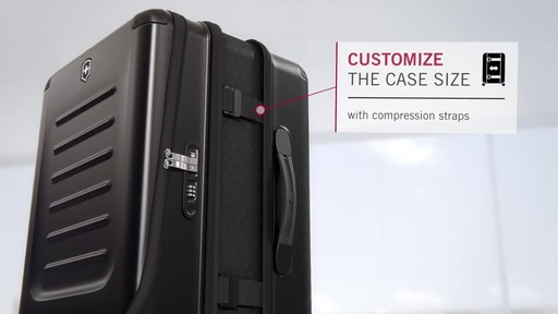 Victorinox Spectra 2.0 Carry-On Luggage - on eBags.com - image 3 from the video