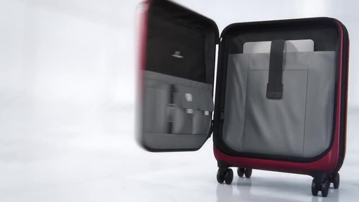 Victorinox Spectra 2.0 Carry-On Luggage - on eBags.com - image 7 from the video