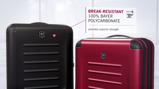 Victorinox Spectra 2.0 Carry-On Luggage - on eBags.com - image 8 from the video